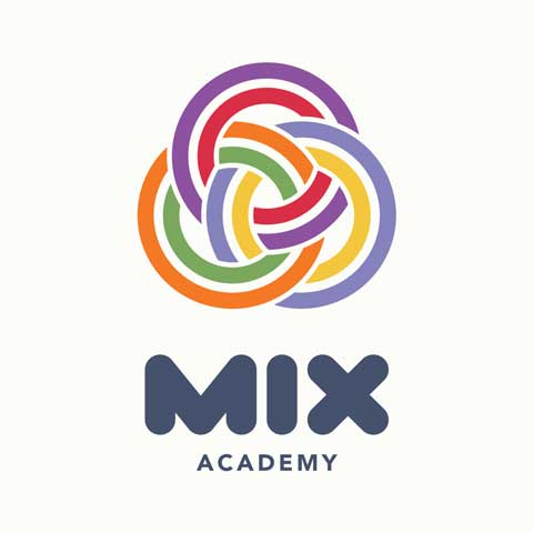 MIX Academy logo